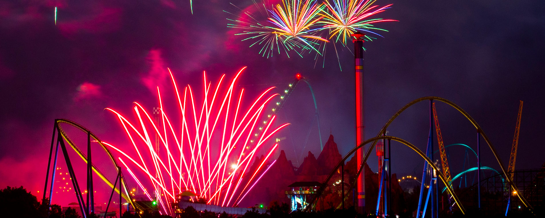 What's Open This Long Weekend & The Fireworks!